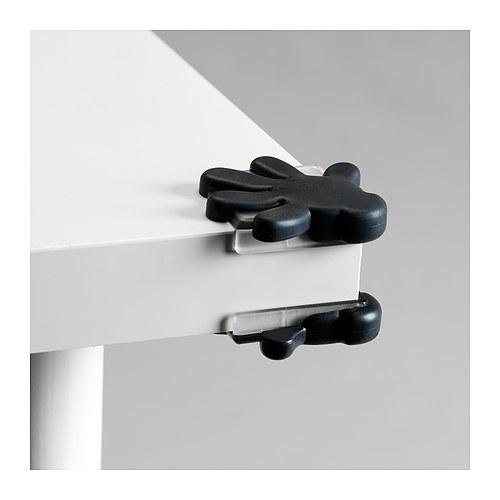 IKEA【PATRULL】コーナーガード 8個セット コーナークッション/テーブルの角に♪ セーフティーグッズ