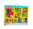 プレイ・ドー【ChefSupreme】ハンバーガー/ピザセットねんど10個+40種類以上の道具Play-Doh/プレイドーお買い得パック♪