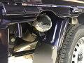 S500P/S510P用ハイゼット燃料キャップカバーアルミ縞板