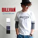 Tシャツ BILLVAN アメリカンスタンダード トラロゴ ...