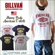 TシャツBILLVANバックダイヤロゴアメリカンスタンダードバックプリントTシャツ290718ビルバンメンズアメカジ