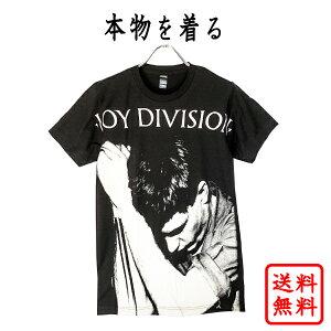 ジョイディヴィジョン JOY DIVISION 正規品 tシャツ ジョイ・ディヴィジョン ブラック 黒 オフィシャル バンドtシャッ ロックtシャツ メンズ レディース 【追跡可能メール便可】【送料無料】【IAN CURTIS】