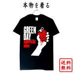 グリーン・デイGREENDAY正規品tシャツグリーンデイブラック黒アメリカンインディオロックtシャツオフィシャルメンズレディース【追跡可能メール便】【送料無料】【AMERICANIDIOT】