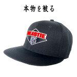 ビースティボーイズBEASTIEBOYS正規品キャップビースティ・ボーイズブラック黒CAP帽子サイズ調整可ベースボールキャップフラットバイザーオフィシャルメンズレディーススナップバック