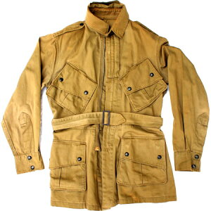 40'S WWII【US ARMY】 M-42 JACKET エアボーン・ジャケット【中古】