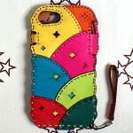 【OJAGADESIGN】オジャガデザインiPhone7ケースHATIアイフォンケース