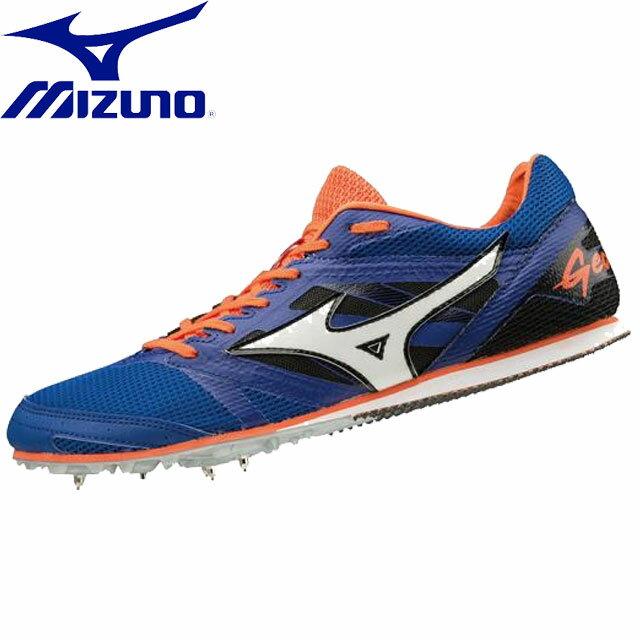 ミズノ 陸上競技 ジオスプラッシュ 7 陸上競技 MIZUNO U1GA1914 シューズ 靴 スニーカー 中距離 長距離 フィット性 グリップ力 ユニセックス 一般用