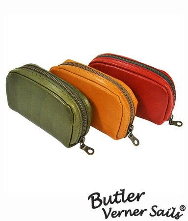 牛革デジカメケースレザーポーチ日本製バトラーバーナーセイルズButlerVernerSails/鞄カバンポーチ収納バッグインバッ