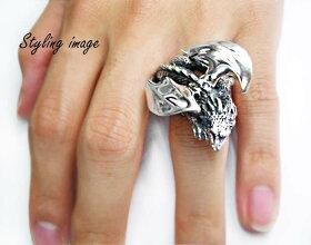 sv925リング指輪/クレイジーピッグCRAZYPIG/ラージドラゴンボディリング【指輪リングメンズリングレディースおしゃれ女性用男性用正規品プレゼントシルバー925】ハロウィン割引クーポン付き