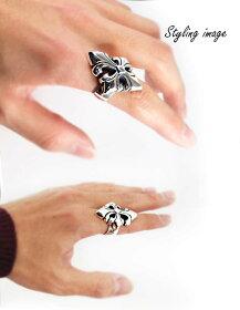 sv925リング指輪/クレイジーピッグCRAZYPIG/ヘヴィーチューダークロスリング【指輪リングメンズリングレディースおしゃれ正規品プレゼントシルバー925】
