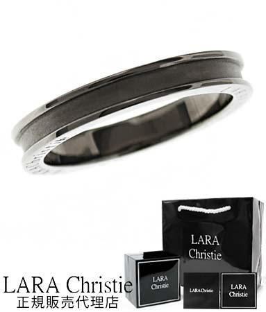 ララクリスティー リング 指輪 メンズ レディース LARA Christie シルバー925 / ネーヴェ リング 【ブラック】 15号 17号 19号 21号 23号 【 シンプル おしゃれ 人気 ホワイトデー ハロウィン 】