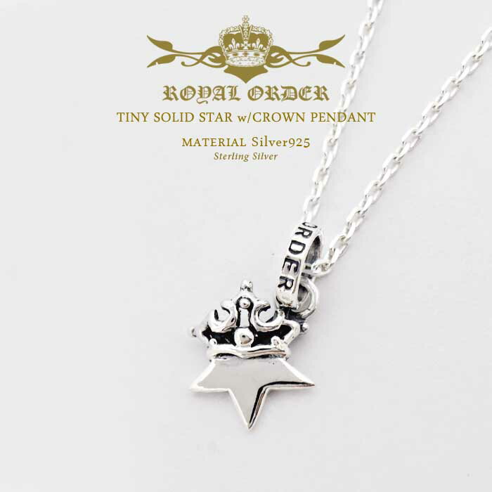 メンズジュエリー・アクセサリー, ネックレス・ペンダント  Royal Order 925 w