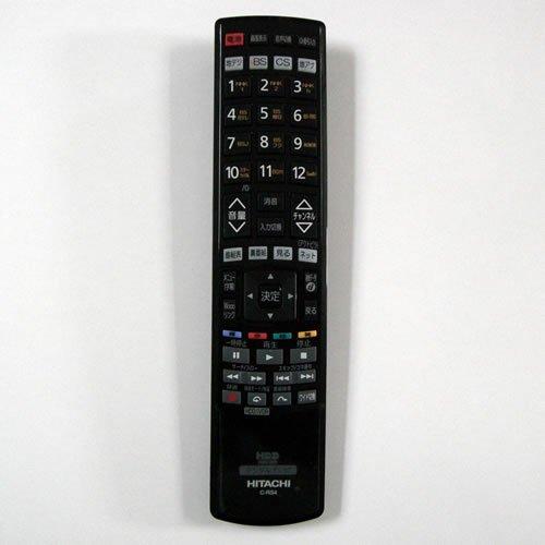 日立 テレビ用リモコン C-RS4 (UT37-XP800B 055) 送料無料