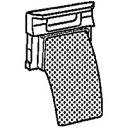 【在庫あり】 シャープ 洗濯機用糸くずフィルター 21033...