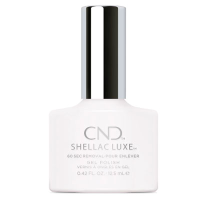 CND Shellac Luxe #108 クリームパフ