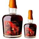 4/30限定 全品P3倍ディクタドール ラ ヴィダ ドゥルセ 京都 Rum & Whisky 10周年記念ボトル 700ml 46度Dictador La Vida Dulce コロンビア ラム 長S・・・