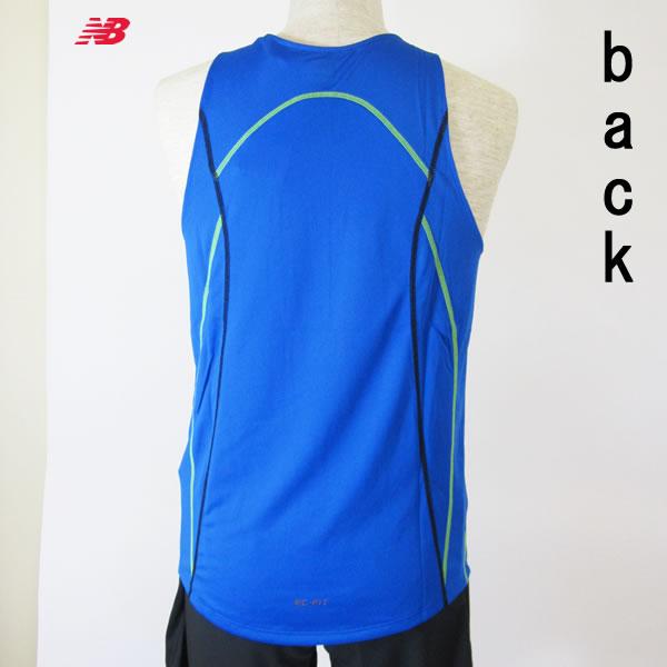 【半額、特価】ニューバランスnewbalanceレーシングシングレッドシャツNBR-41102Mメンズ【NBロムスポーツROM】P08Apr16