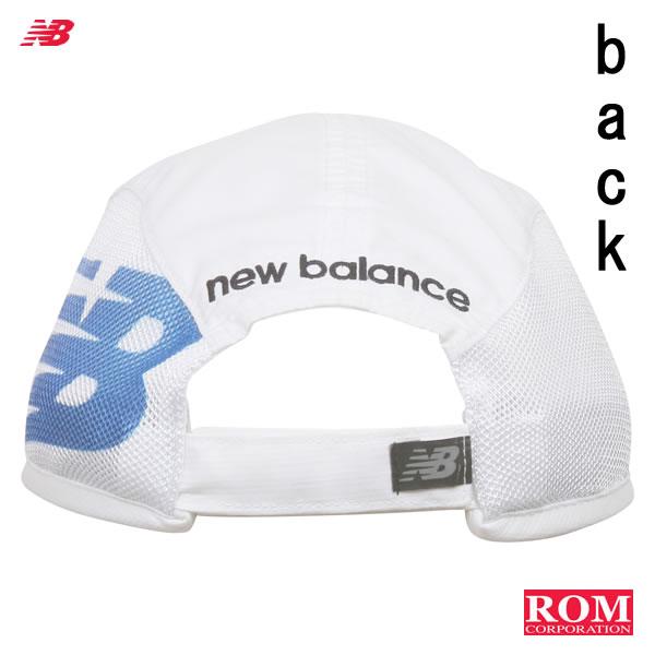 ニューバランスnewbalanceランニングキャップNBR-51171Aメンズキャップ(MEN'S)【NBR51171AランニングRUNNING帽子アクセサリーNBギアランニングウォーキングロムスポーツROM】02P05Nov16