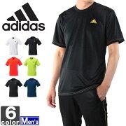 アディダス ベーシック Tシャツ トップス トレーニング フィット スポーツ