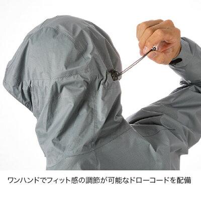 finetrackエバーブレスレグンジャケット<メンズ>レインジャケット超軽量