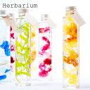 ハーバリウム ギフト 『herbarium ハーバリウム』 誕生日 結婚祝い プリザーブドフラワー プレゼント 贈り物 送料無料 敬老の日