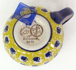 ポーランド陶器・食器・マグカップ