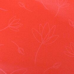 赤の包装紙