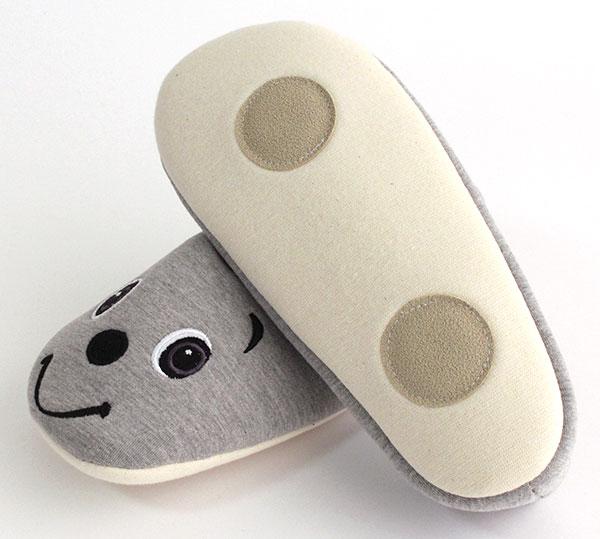 ルームシューズキッズサイズスピーチmodernpetsモダンペットキッズ22cmくらいまで対応子供用かわいいスリッパ室内履き
