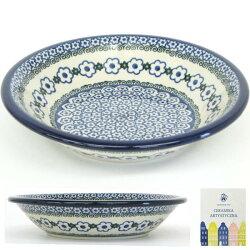 ポーランド陶器・食器・スープ皿