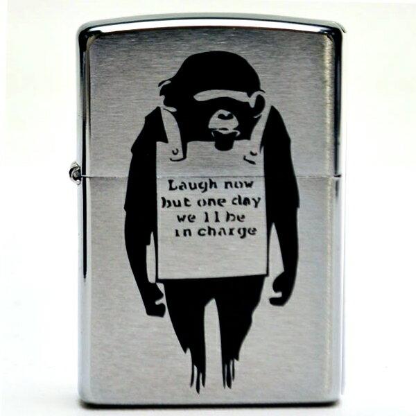 喫煙具, ライター Banksy Laugh Now ZIPPO 200 200 200