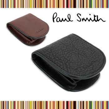ポールスミス財布ポールスミスメンズポールスミスナチュラルグレインPaulSmithコインケースレザーポール・スミスサイフ小銭入れあり送料無料ブランド正規品新品2015年ギフトプレゼントPSY560
