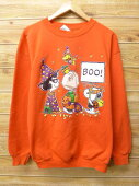 3e4eb77da RUSHOUT  Old clothes sweat shirt NFL Cleeveland Browns peanut Snoopy ...