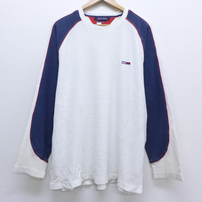 トップス, Tシャツ・カットソー  T 90 90s TOMMY HILFIGER 2L LL spe XL 2of