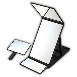 ヘアカラーミラー YHC-5000今まで見えにくかったところまで、しっかり映し出してくれる鏡