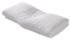 寝返りに伴う首の負担を軽減する寝返りサポート枕。安眠・快眠洗濯機で丸洗いOK! ドクターエル...