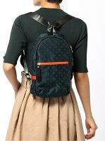 [Rakuten Fashion]2way リュックサック russet ラシット バッグ リュック/バックパック グリーン ブラック【送料無料】