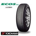 ヨコハマ ECOS ES31 165/60R14 75H◆エコス 軽自動車用サマータイヤ 低燃費タイヤ