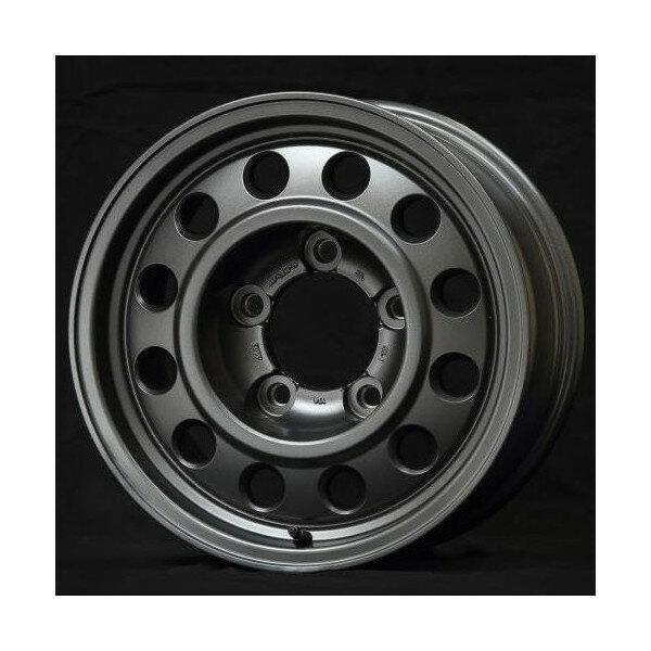 JAOS VICTRON TRIBE 70 7.5x16 ±0 5H150.0 ガンメタリックランドクルーザー70系(再販車):4WD&SUV PROSHOP RV SHUEI