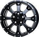 MK-46 M/L+ Milled Black (7.0Jx16 +42 5H114.3)