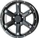 MK-56 Milled Black (7.0Jx16 +35 5H114.3)