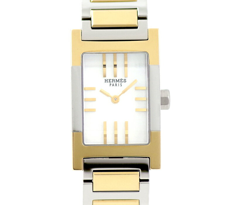 腕時計, レディース腕時計  HERMES TA1.220 SS YGP 6