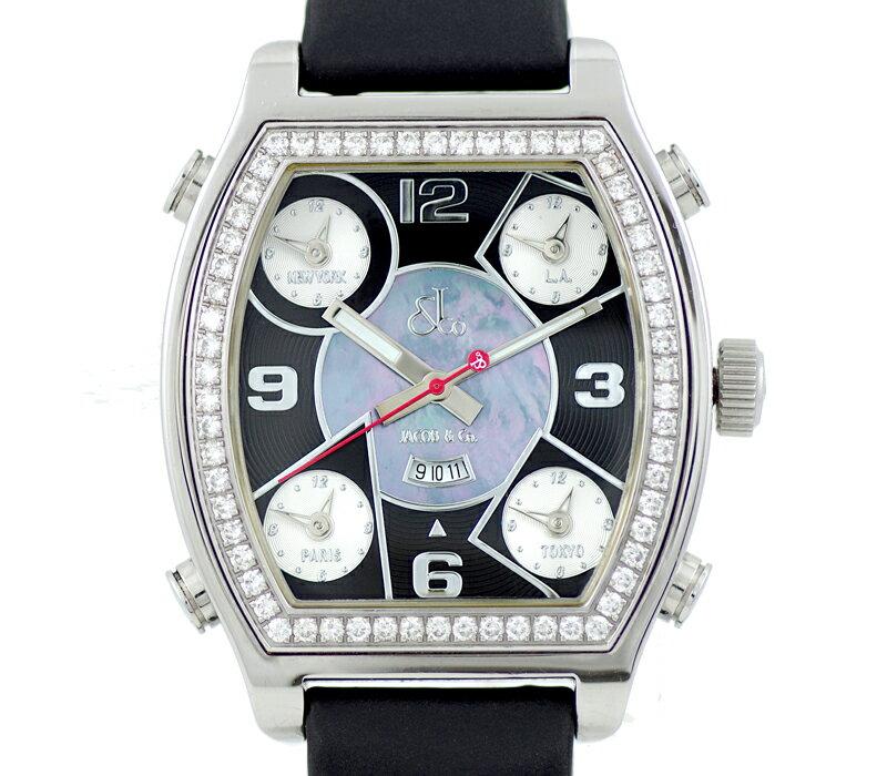 腕時計, メンズ腕時計  JACOBCo. 45mm SS 56
