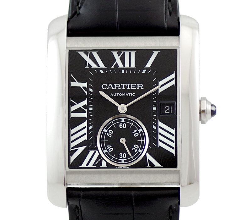 腕時計, メンズ腕時計 Cartier MC LM W5330004 SS D 6