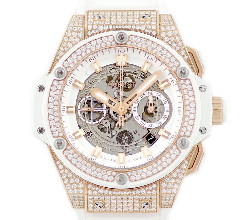 腕時計, メンズ腕時計 HUBLOT 701.OE.0128.GR.1704 K18PG 6