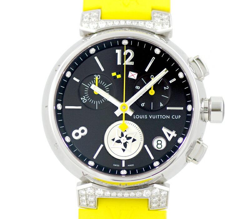 腕時計, メンズ腕時計  LOUIS VUITTON Q11BK 12P SS 6