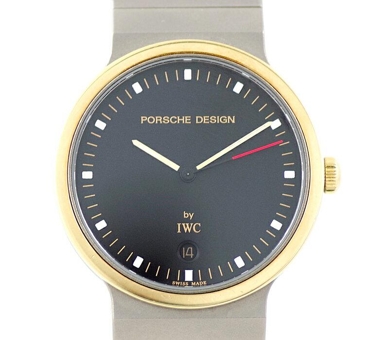 腕時計, メンズ腕時計  PORCHE DESIGN by IWC YG 6