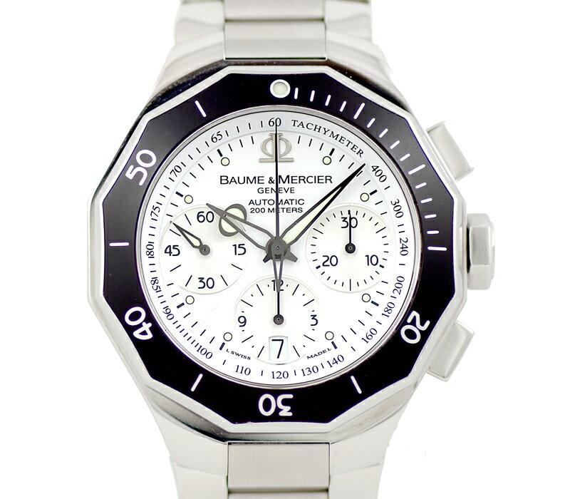 腕時計, メンズ腕時計 BAUMEMERCIER 65599 200m SS 6
