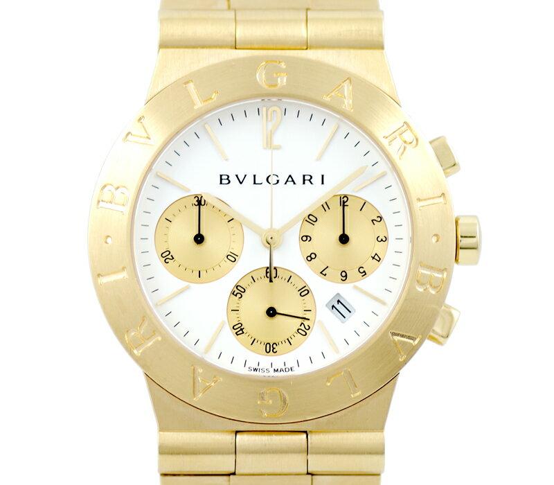 腕時計, メンズ腕時計  BVLGARI CH35G K18 YG 6