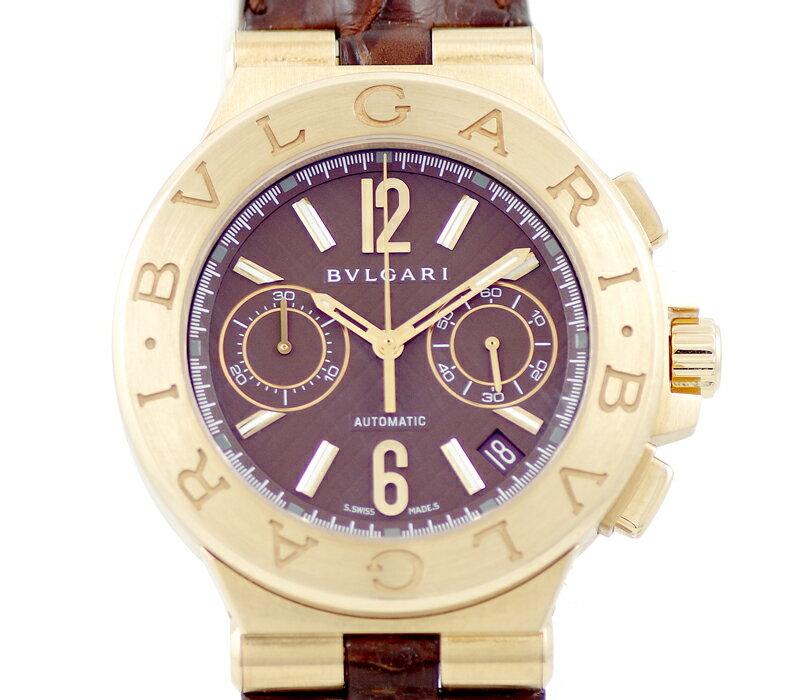 腕時計, メンズ腕時計  BVLGARI DG40GCH 500 K18 YG 6