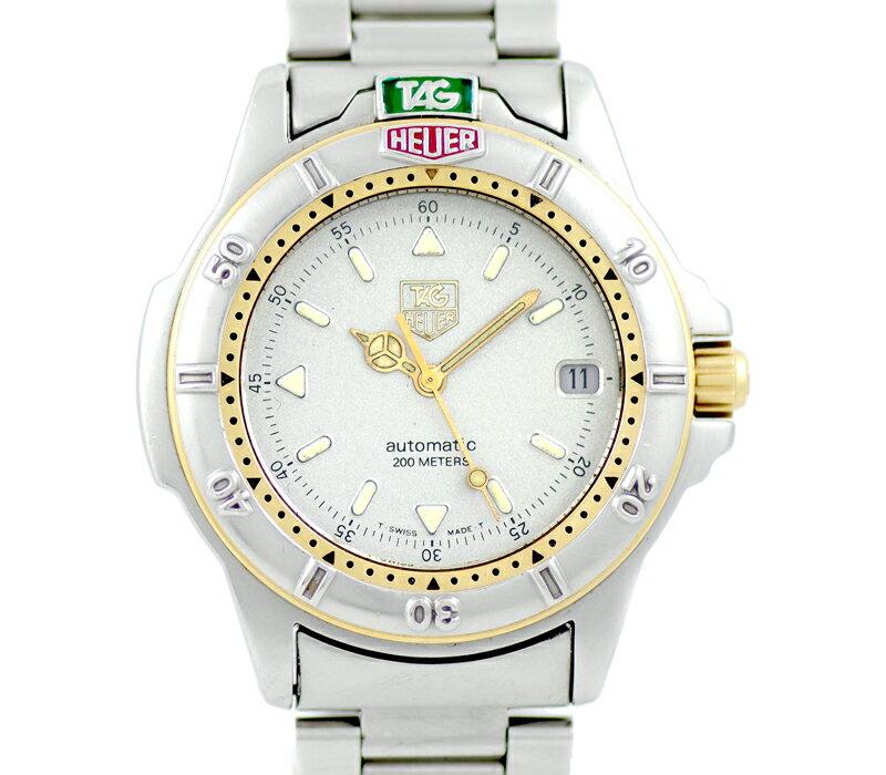 腕時計, メンズ腕時計 TAG Heuer 4000 695.706K 200m SS YGP 6